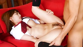 Best Japanese chick Miku Airi in Crazy JAV uncensored Teen video