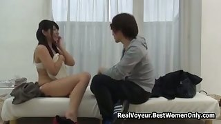 Japanese Stepsister Plus Virgin Stepbrother Sex Lesson
