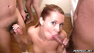 Turning a housewife into a whore